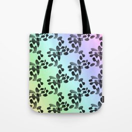 2706 Today's colored grey pattern ... Tote Bag