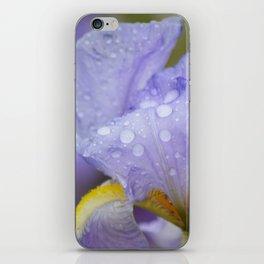 Iris After Rain iPhone Skin