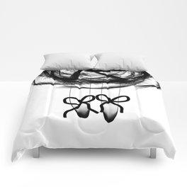 Black Ballerina Comforters
