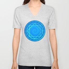 Magic circle of energy, Dr. Strange fanart Unisex V-Neck