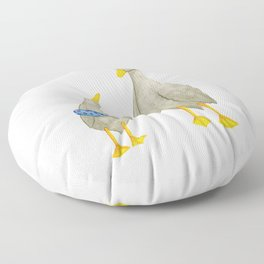 The ducks day out! Floor Pillow