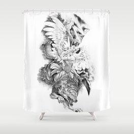 Valkyrie Shower Curtain