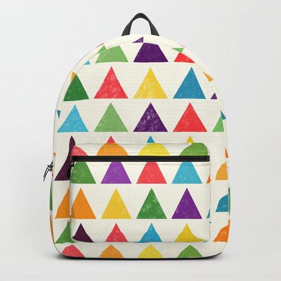 Lovely geometric Pattern VVI Backpack