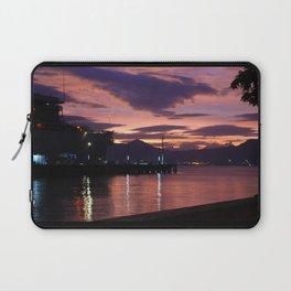 Olongapo Bay, Philippines Laptop Sleeve