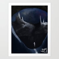 Nigth Watch Art Print