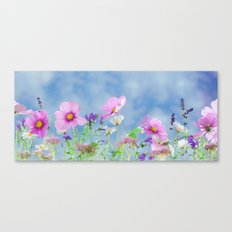 Field of Joy Canvas Print