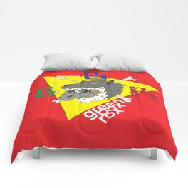Cool Sheep GBR Comforters