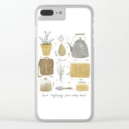 House of the True Clear iPhone Case