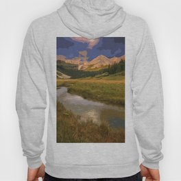 Glacier National Park in Autumn Hoody