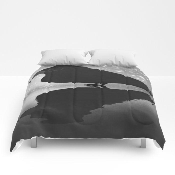 Crow-82 Comforters