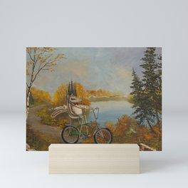 Hookie Mini Art Print