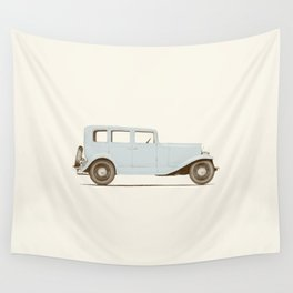 Car of the 1930's Wall Tapestry