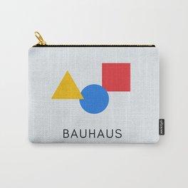 Bauhaus - Geometric Art Carry-All Pouch
