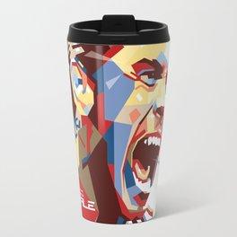 Gareth Bale WPAP 2 Travel Mug