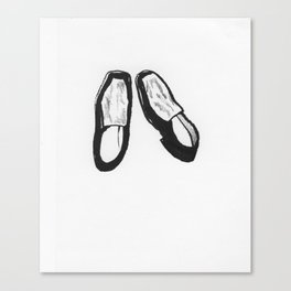 My Shoes Canvas Print
