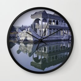 Dollar Boat Wall Clock