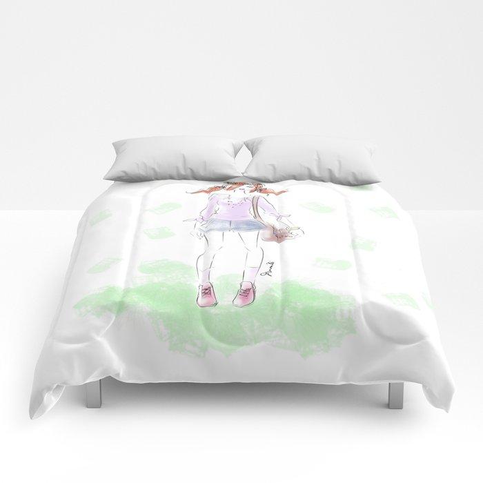 Summer Love Comforters