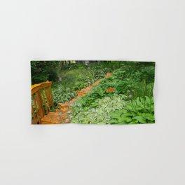 Garden Path Hand & Bath Towel