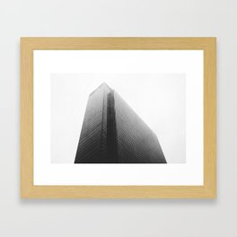 One Penn Plaza Framed Art Print