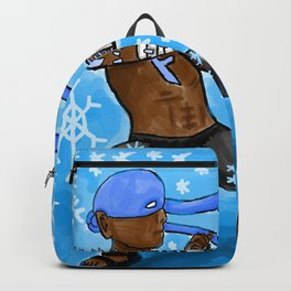 Fab Fighter Blizzard Fist Backpack