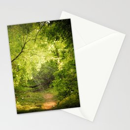 The Secret Path Stationery Cards