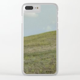 Summer Meadow XI Clear iPhone Case