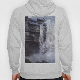 Athabasca Falls 8 Hoody