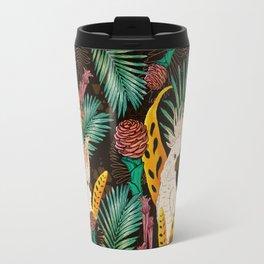 Tropical Cockatoos Travel Mug