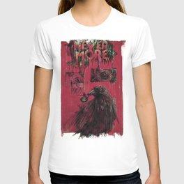 Edgar Allan Poe (Nevermore) T-shirt