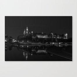 Wawel Castle Canvas Print