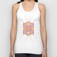 scales Tank Tops featuring scales by BobbyK