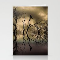 twilight Stationery Cards featuring Twilight by Shalisa Photography