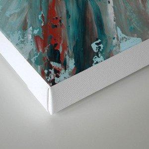 Disillusion / Illusion III Canvas Print