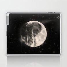 The Elephant in The Moon Laptop & iPad Skin
