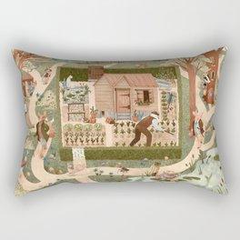 Beatrix's Friends Rectangular Pillow