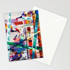 Antonsen (stripes 20) Stationery Cards