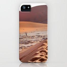 Leave only foortprints iPhone Case