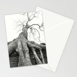 Tree of Angkor Stationery Cards