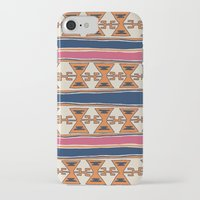 cleveland iPhone & iPod Cases featuring Cleveland 3 by Little Brave Heart Shop