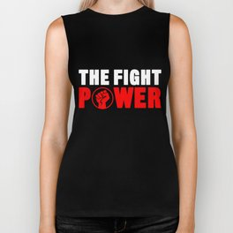The Power Fight Punch Gloves Boxing Punching Boxer Combat Sport Strike Gift Biker Tank