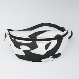 Culdesacs #abstract Fanny Pack