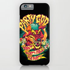 PARTY GOD (red) iPhone 6s Slim Case