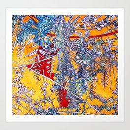 DREAMS  #society6 #decor #buyart Art Print