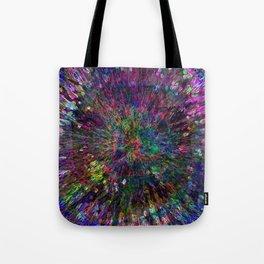 Mimosa Mandala Tote Bag