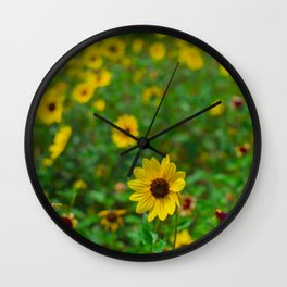 """Remember Alice 03"" (2017) Wall Clock"