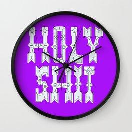 woah! Wall Clock