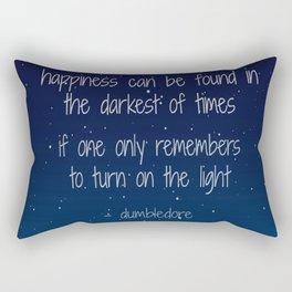 dumbledore's happiness Rectangular Pillow