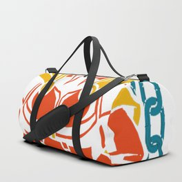 Legends-Are-Born-On-August-12 Duffle Bag