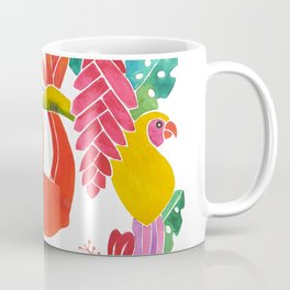 Sloth with anona Coffee Mug