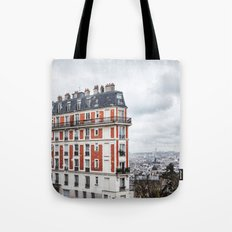 Paris Postcards. Tote Bag